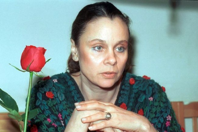Lubov Polischuk, People's Artist of Russia