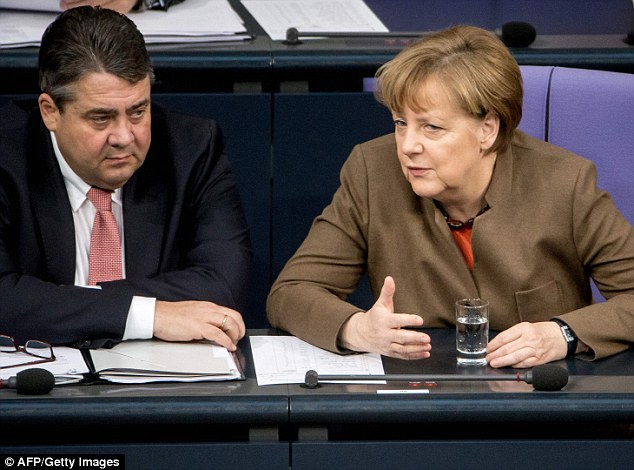 Dr Maaz said in his analysis that Mrs Merkel is so determined not to admit that she was wrong about her migration policy that she has