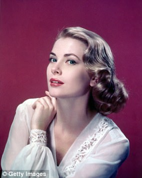 Grace Kelly shortly before she met her husband in 1955