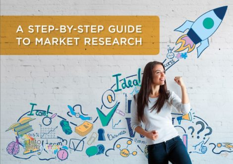 cover of the guide to market research